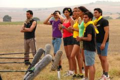 Fear Factor India many rifles and Akshay