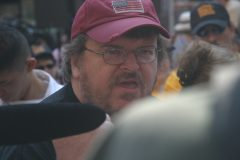 Director Michael Moore 3_911 movie director