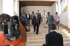 President Kigamo Ruanda